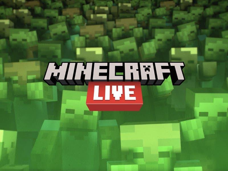 Mojang nos muestra el futuro cercano de la franquicia Minecraft durante el Minecraft Live 3