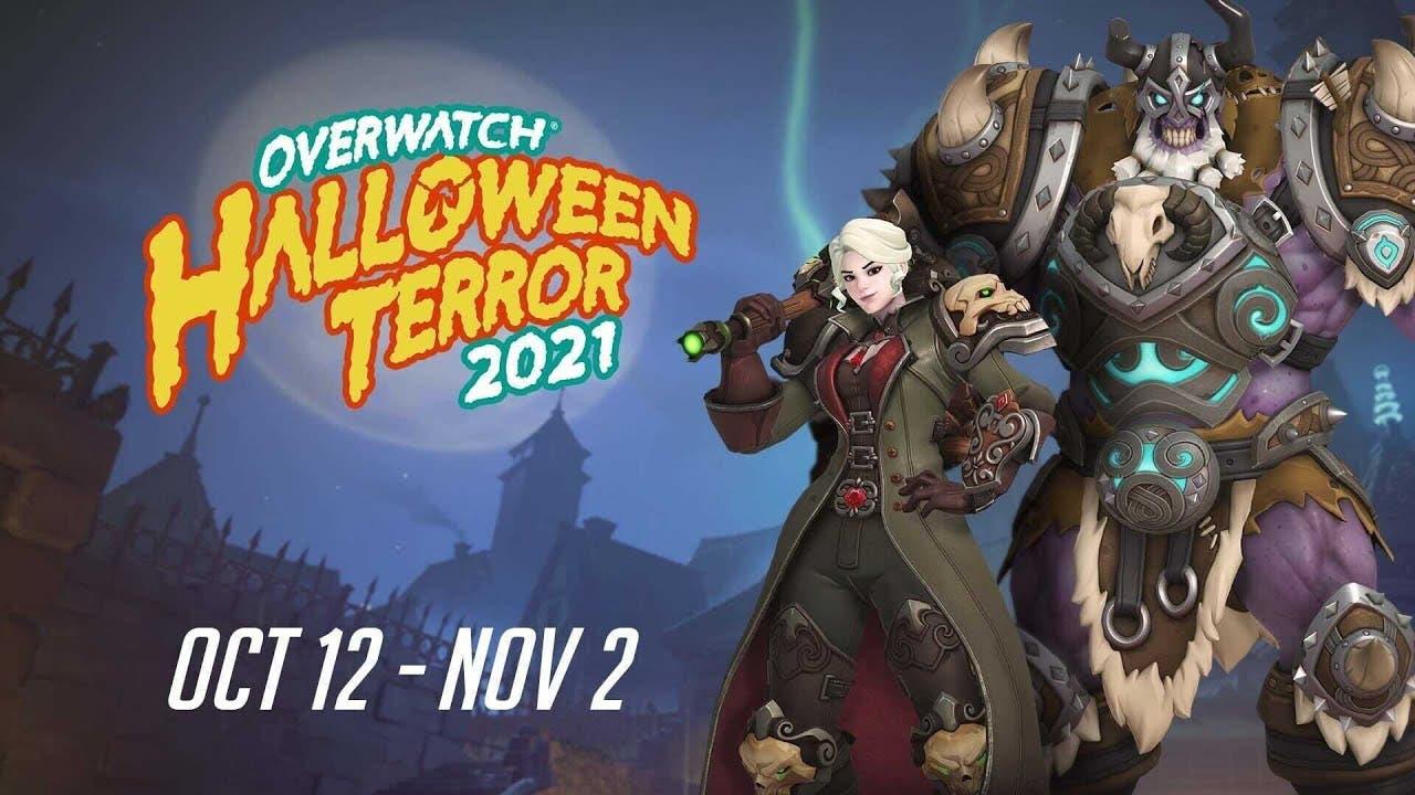 El evento de Halloween 2021 de Overwatch ya está disponible 2