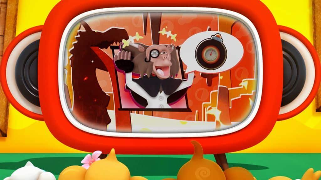 Análisis de Super Monkey Ball Banana Manía