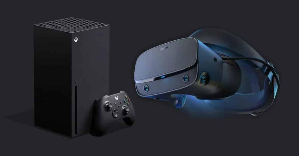 VR en Xbox Series X