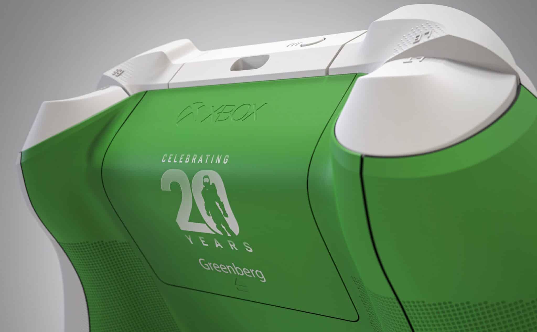 mando de la Xbox Series X S