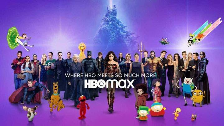 app de HBO Max en Xbox