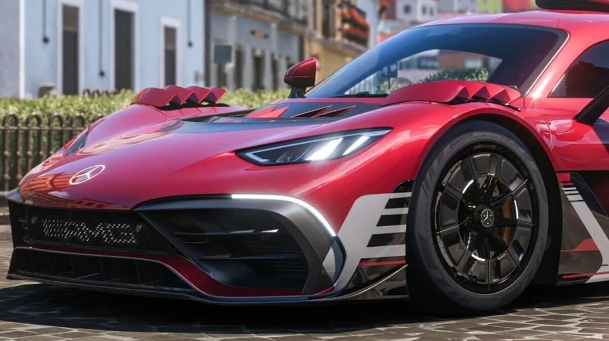 Forza Horizon 5 en Xbox Series X|S