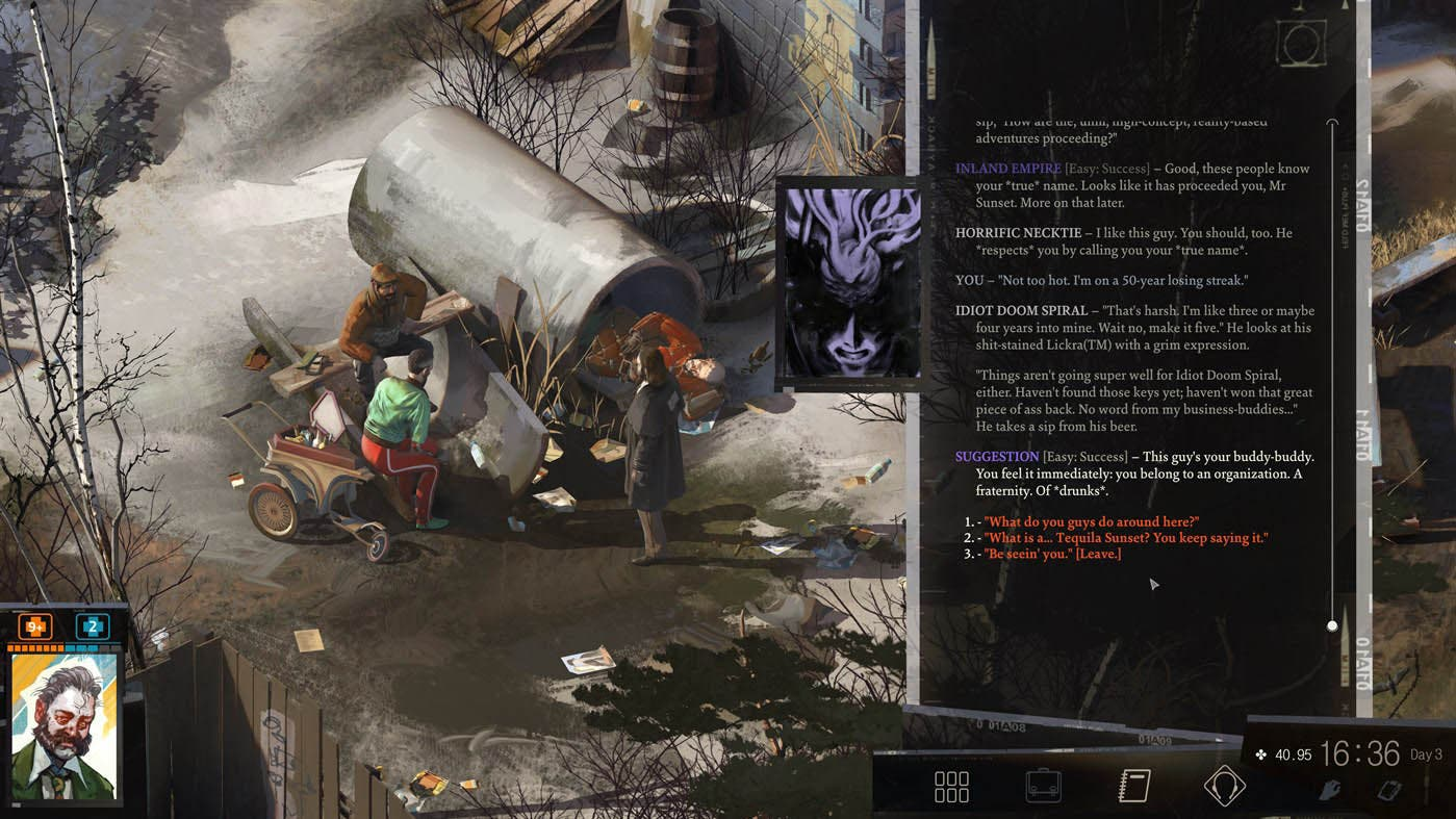Análisis de Disco Elysium: The Final Cut - Xbox Series X 4