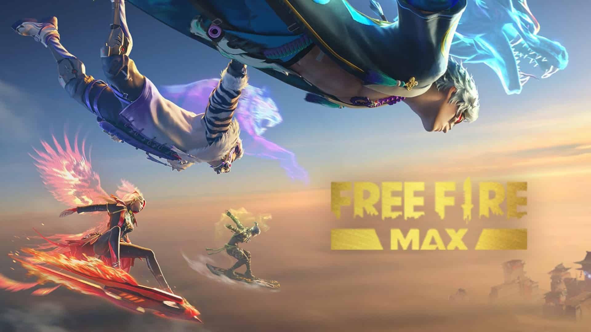 descargar Free Fire MAX gratis