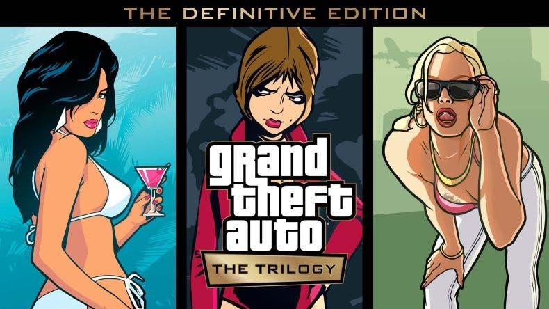 Todo lo que sabemos sobre GTA Trilogy Remastered para Xbox