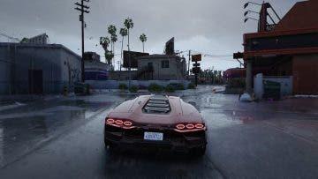 GTA V luce casi fotorrealista en este vídeo con trazado de rayos, 4K y otros mods