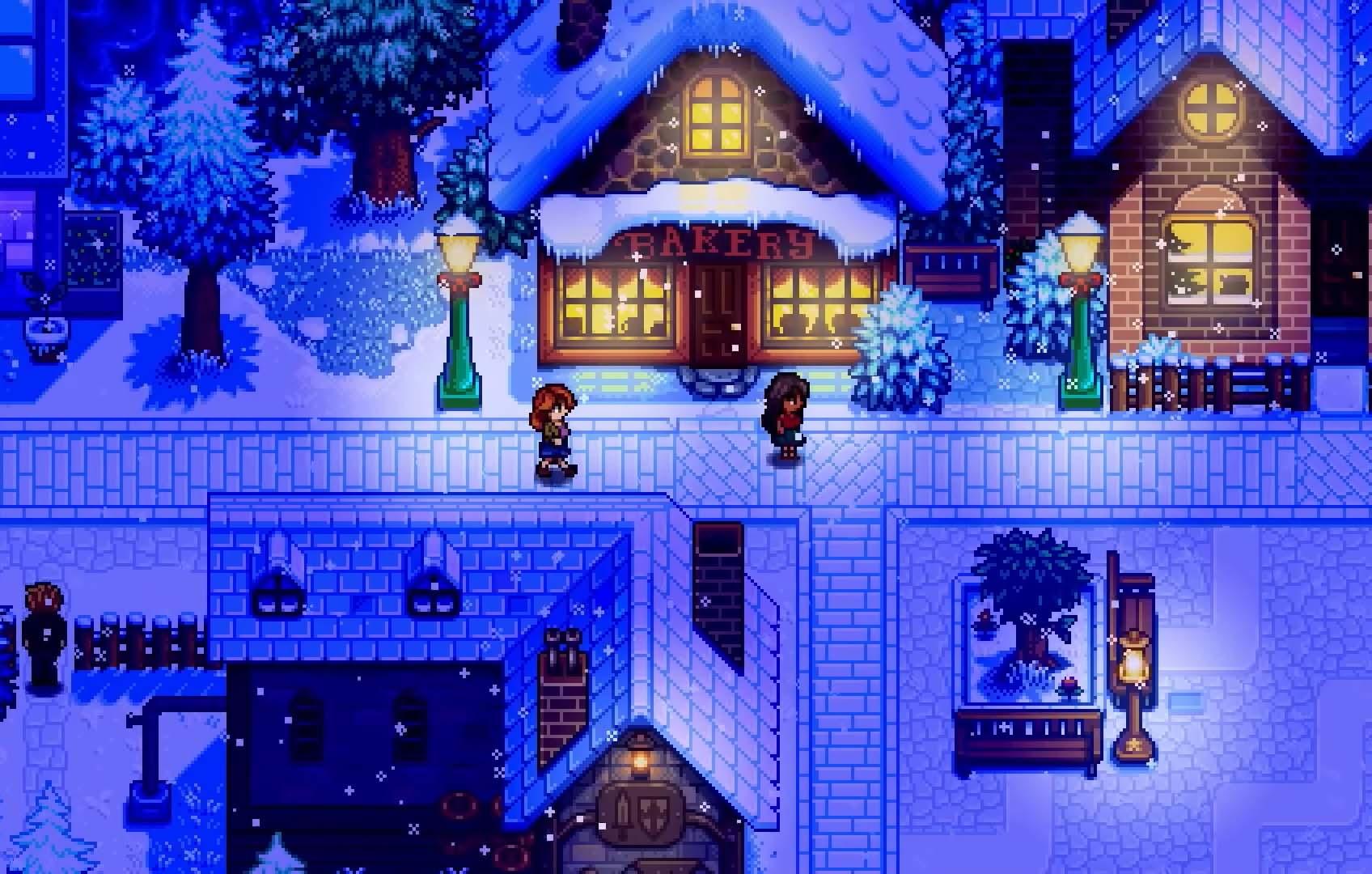 Así es Haunted Chocolatier, nuevo juego del creador de Stardew Valley 4