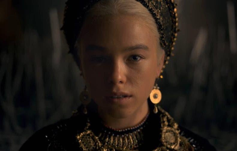 House of the Dragon, el spin-off de Juego de Tronos, muestra su primer teaser 1