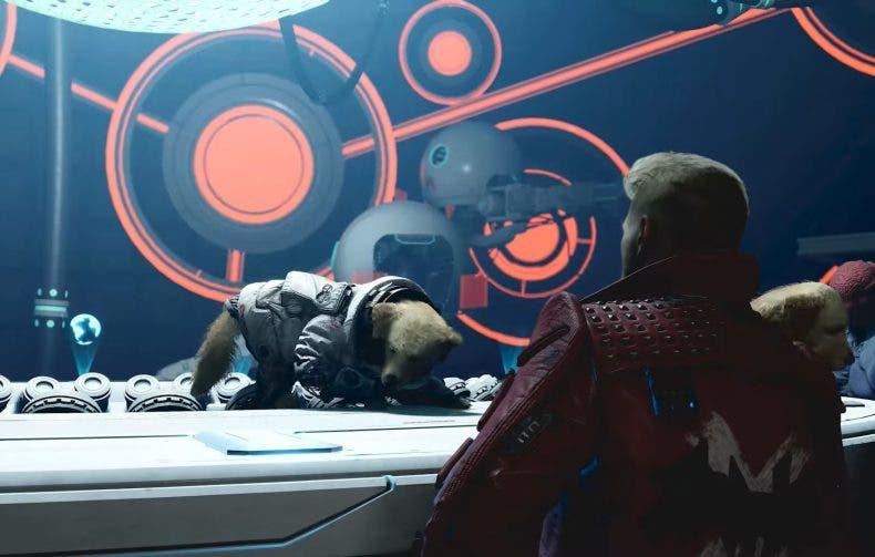 Marvel's Guardians of the Galaxy muestra un nuevo vídeo protagonizado por Cosmo, el perro telepático 1
