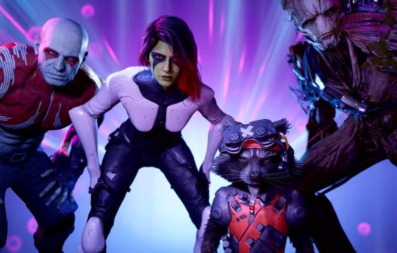 Marvel's Guardians of the Galaxy muestra su tráiler de lanzamiento 1