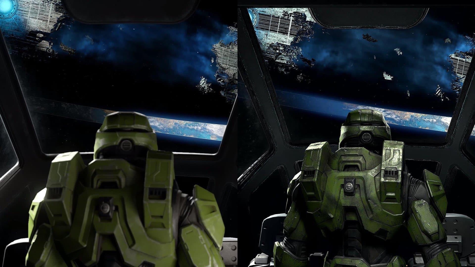 mejora de Halo Infinite