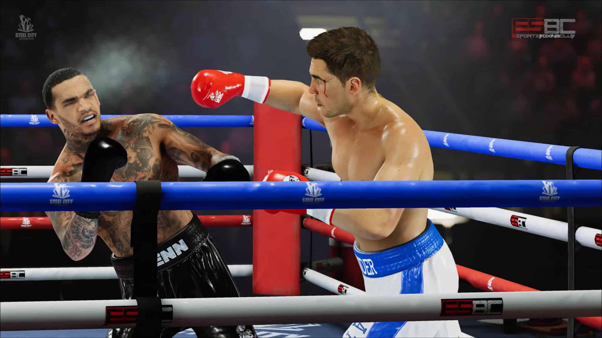 eSports Boxing Club