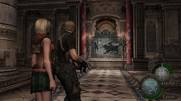 Retro análisis de Resident Evil 4 – Xbox Series X|S 3