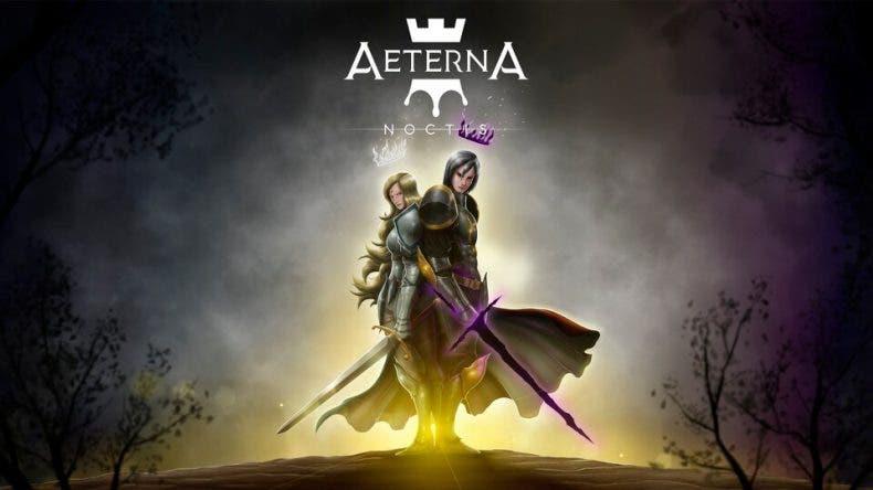 Impresiones de Aeterna Noctis - Jugamos al original metroidvania español 1