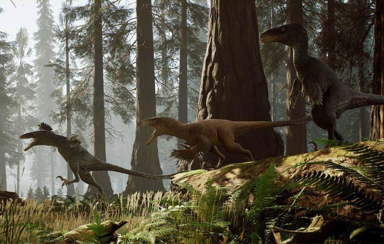 Así es The Lost Wild, videojuego de terror y dinosaurios 1