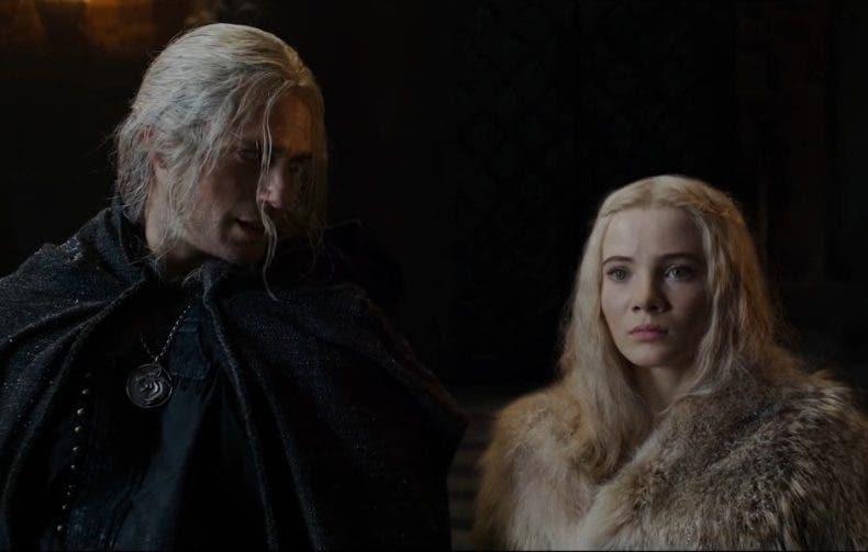 La segunda temporada de The Witcher ofrece nuevos detalles sobre la relación entre Geralt y Ciri 1