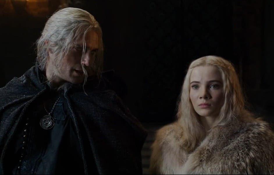 La segunda temporada de The Witcher ofrece nuevos detalles sobre la relación entre Geralt y Ciri 4