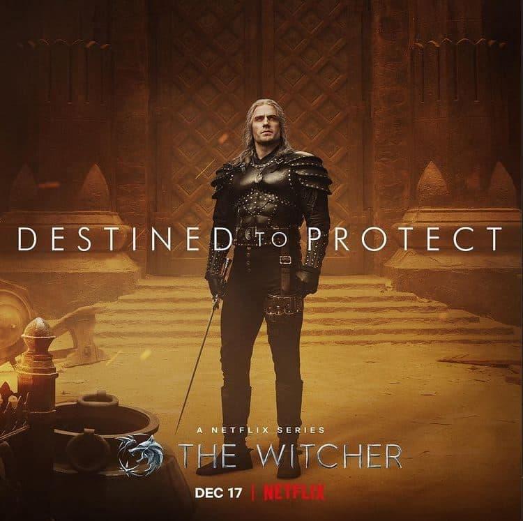 La segunda temporada de The Witcher ofrece nuevos detalles sobre la relación entre Geralt y Ciri 3