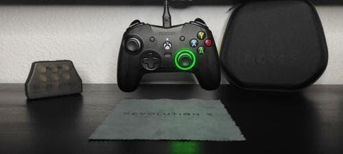 Análisis del Nacon Revolution X para Xbox
